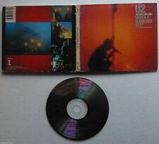 U2 UNDER A BLOOD RED SKY CD ALBUM US DIGIPACK Made in 1980's