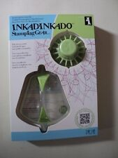 INKADINKADO STAMPING GEAR INTRO SET (CIRCLE) BNIP *LOOK*