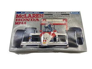 F1 Grand Prix McLaren Honda Mp 4/4 Gunze Sangyo 1:24 #7