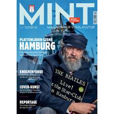 MINT – Magazin für Vinylkultur / Ausgabe 13 / Juli 2017 / HAMBURG