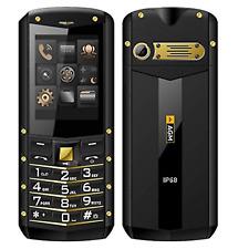 AGM M2 IP68 Rugged Phone_IP68_Rating_Dual SIM_Quad Band_1970mAh_Flashlight [YEL]