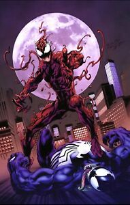 ABSOLUTE CARNAGE #1 NM MARK BAGLEY IN HAND