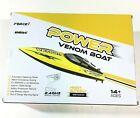Venom Remote Control Boat UDI001 Limited Edition Yellow For Pools Lakes RTR Race