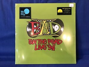 BIG AUDIO DYNAMITE LIVE 92 LIMITED SEALED RECORD STORE DAY