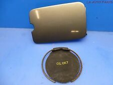 PORSCHE 928S4 GT GTS GAS FILLER DOOR LID COVER WITH SPILL COVER GUARD OEM 79-92