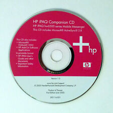 HP iPAQ hw6500 Series Companion CD 395116-001 with Outlook 2002 Product Key