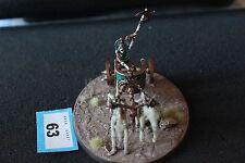 Juegos taller Warhammer Tomb Kings Tomb príncipe en carroza Pro Pintado Lord