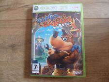BANJO KAZOOIE NUTS AND BOLTS FOR THE XBOX 360 WITH TOP SECRET MUMBOS PLANS