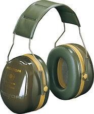 1 Stück PELTOR Gehörschützer Bulls Eye III Gehörschutz Jagd grün H540A - 441-GN