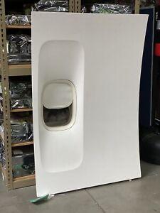Authentic 747-400 ex Delta Airlines Single Window Display