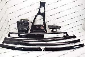 BMW 3 Series E92 Coupe RHD Complete Interior Trim Set Cover Dashboard OEM A2362