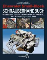 Chevrolet Small-Block Schrauberhandbuch Reparieren optimieren Buch Reparatur NEU