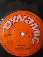 "Eric Donaldson-Blue Boot 7"" Vinyl Single 1972 UK COPY"