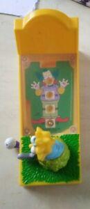 The Simpson Crazy Golf Game Maggie Krusty KFC toy