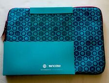 "Incase Paul Rodriguez Protective Sleeve for MacBook Pro 15"" CL57885-Aqua/Fuchsia"