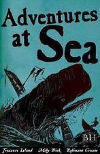 Adventures At Sea by Herman Melville, Robert Louis Stevenson, Daniel Defoe (Paperback, 2012)