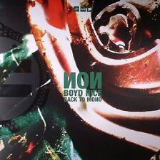 NON / BOYD RICE Back to Mono - LP / Black Vinyl + CD - Limited