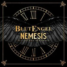 BLUTENGEL - NEMESIS: THE BEST OF & REWORKED  CD NEUF