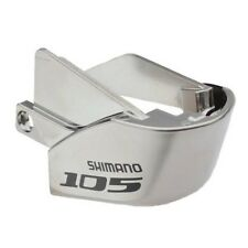 1 x SHIMANO 105 5700 GEAR LEVER STI SILVER RIGHT HAND name plate cover (rear)