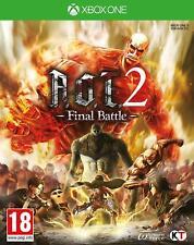 AOT 2: BATTAGLIA finale | Nuovo Xbox One