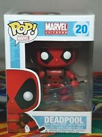 Marvel Universe Deadpool #20 Pop Vinyl Bobble-Head Figure Funko Aus Seller