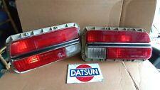 Datsun 9.71-9.73 240z OEM USDM Tail Lights (2x, L &  R )