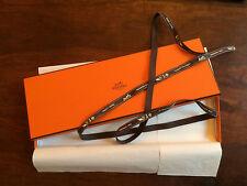 Boites A Cravates Hermès / Tie Box Neuves avec Rubans et papiers de Soie offerts