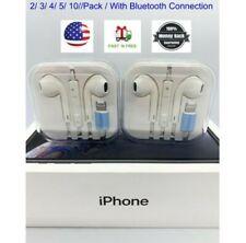 2/3/4/5 Packs Wired Bluetooth Earphones Headphones For Apple IPhone7 8 X XR X 11