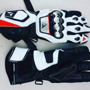Dainese  Motorbike Leather Motogp Riding Gloves  All Sizes Available