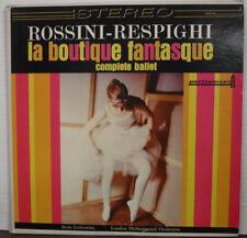Rossini Respighi la boutique fantasque complete ballet PLPS 1176 092717mne