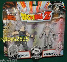 Dragonball Z Limited Edition DBZ Paints SS3 GOKU & KID BUU New