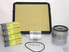 BMW K100 RS LT RT 8v Service Kit Kraftstoff Filter Luft Ölfilter Zündkerzen Unterlegscheiben
