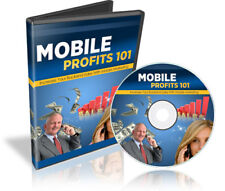 Mobile Marketing Profits Videos on 1 CD