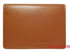 2012 Starbucks Taiwan leather card holder  NEW