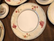 EPOCHE collection Fleur De Provence E135 Set of 6 This Pattern is discontinued.