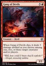 MTG 2x GANG OF DEVILS - MASNADA DI DIAVOLI - CN2 - MAGIC