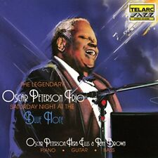 Oscar Peterson Trio - Saturday Night At The Blue Note [CD]