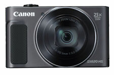 Canon PowerShot SX620 HS 20.2 MP Digital Camera - Black