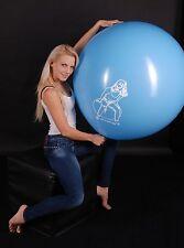 "Riesen- Luftballons 100cm+ Ø ""LET´S HAVE FUN"" - Looner - Riesen- Ballon LOONER"