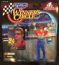 Jeff Gordon Winner's Circle Starting Lineup 4in. Figure New 1999 Series 1