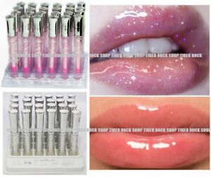Clear or Glitter Lip Shine by La Femme