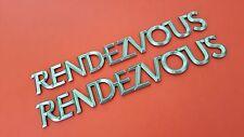 USED 2003 Buick Rendezvous Side Door OEM Emblem Logo Symbol (02 03 04 05 06 07)