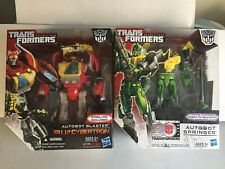 Transformers Generations Autobot  Springer & Blaster Sealed Fall Of Cybertron