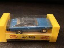 Vintage Aurora Dodge Charger Slot Car. Model Motoring #1407_3.00 In Original Box