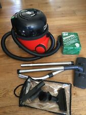 Henry Hoover + Bags And Attachments