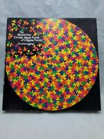 Vintage Springbok Puzzle World's First Circular Jigsaw Puzzle The Puzzler 500+