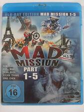 Mad Mission 1 - 5 - James Bond aus Asien - wilde Action, irre Stunts & Comedy