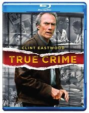 TRUE CRIME (1999 Clint Eastwood) -  Blu Ray - Region free
