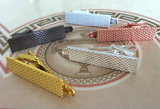 Mixed Metals Tie Pins & Clips without Stone for Men