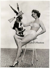 Lucky Bunny Beverly Prowse, Original Photo from 1959
